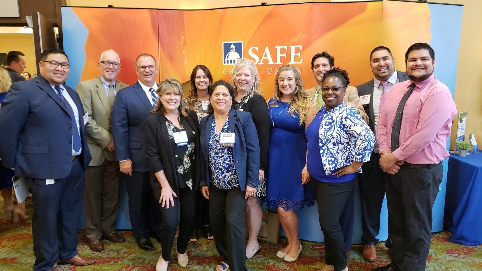 SAFE Credit Union staff