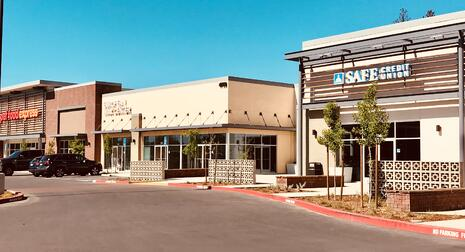 SAFE's new branch in Land Park will be in the new The Park center.