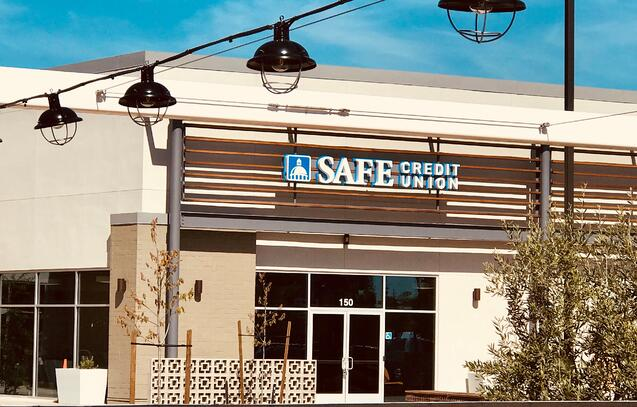 SAFE Credit Union branch to open in Land Park in May 2020.