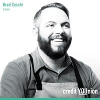 Brad Cecchi. Cannon. Headshot.