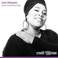 Faith McDaniels Nubian Family Beauty Supply Headshot
