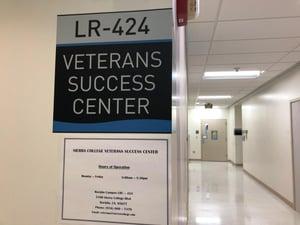 Veterans Success Center at Sierra College