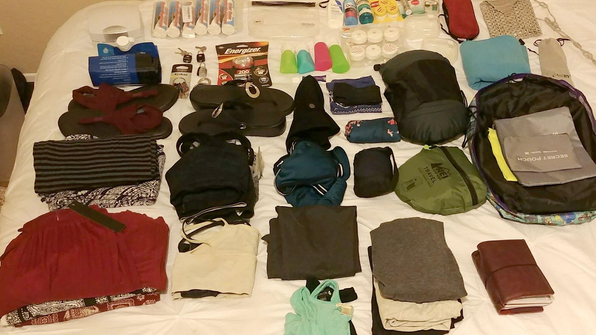One Bag Travel