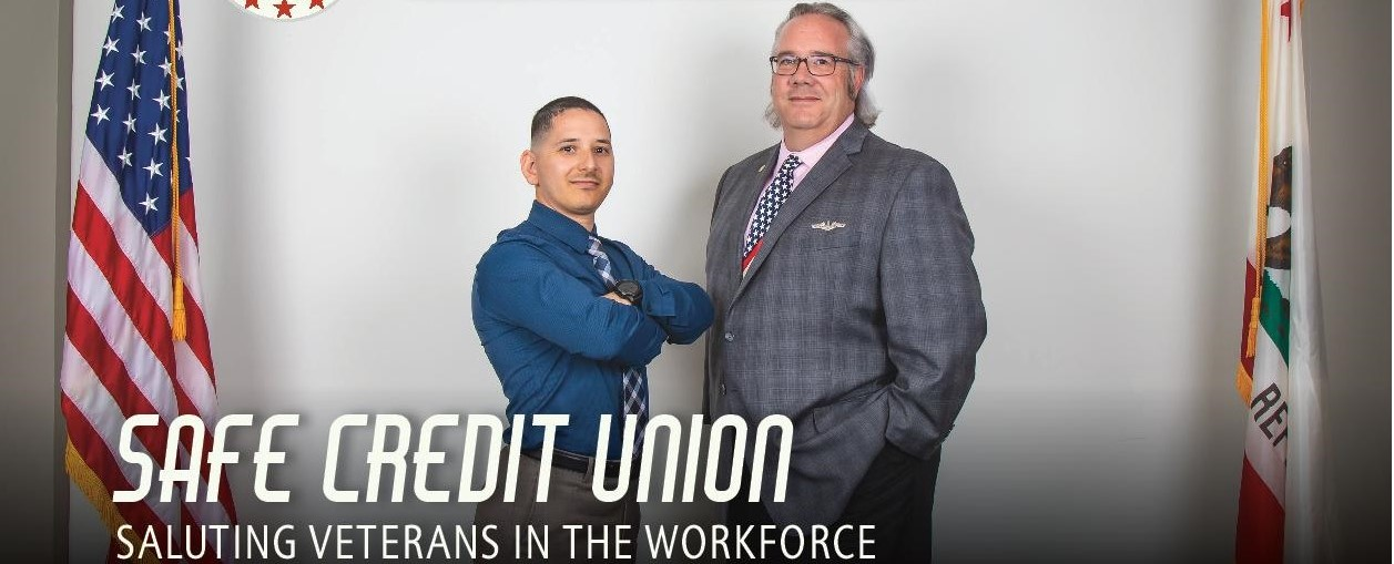 SAFE Credit Union salutes veterans