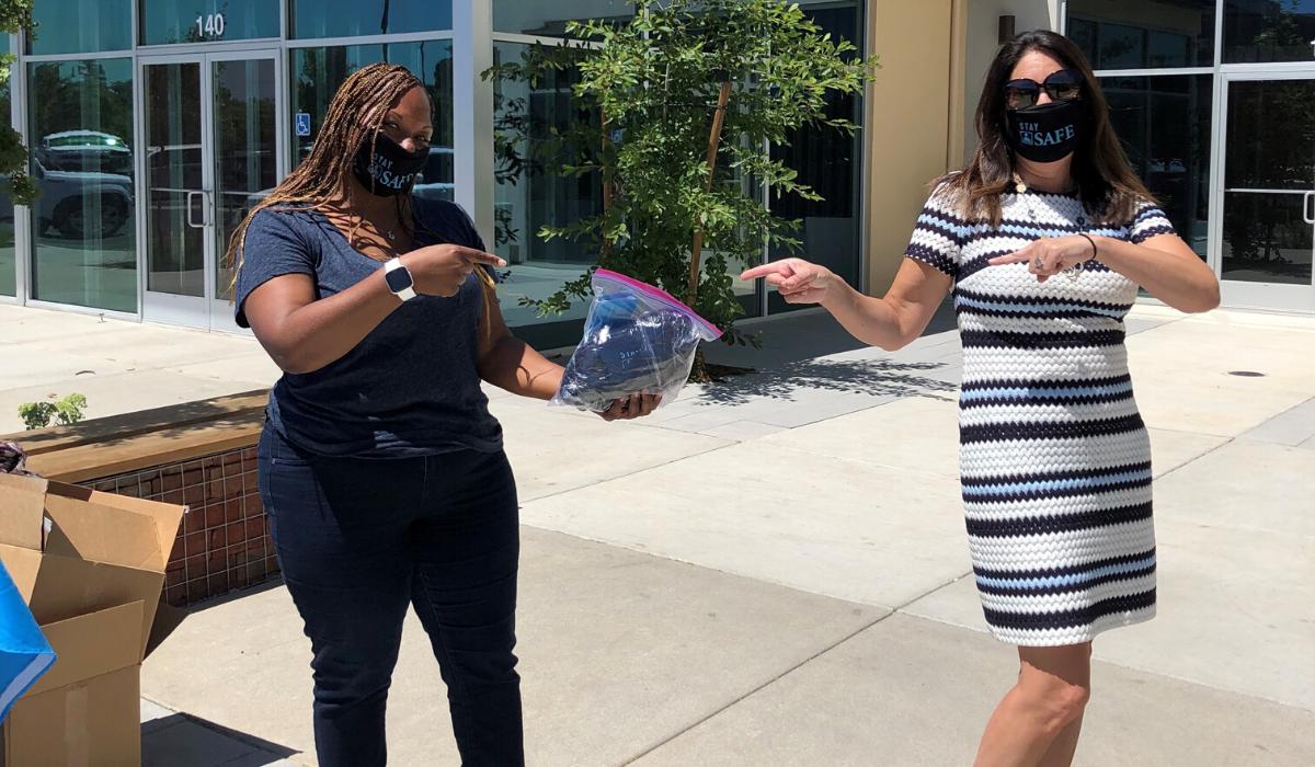 SAFE donates 3,300 masks to Sacramento area nonprofits