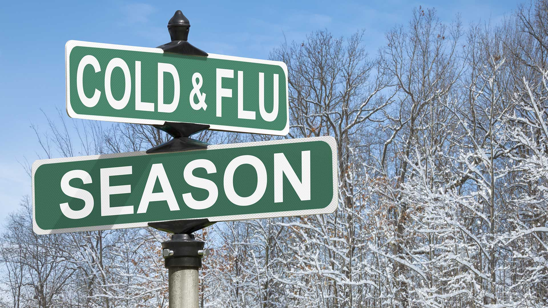 Cold and flu season lingering into March