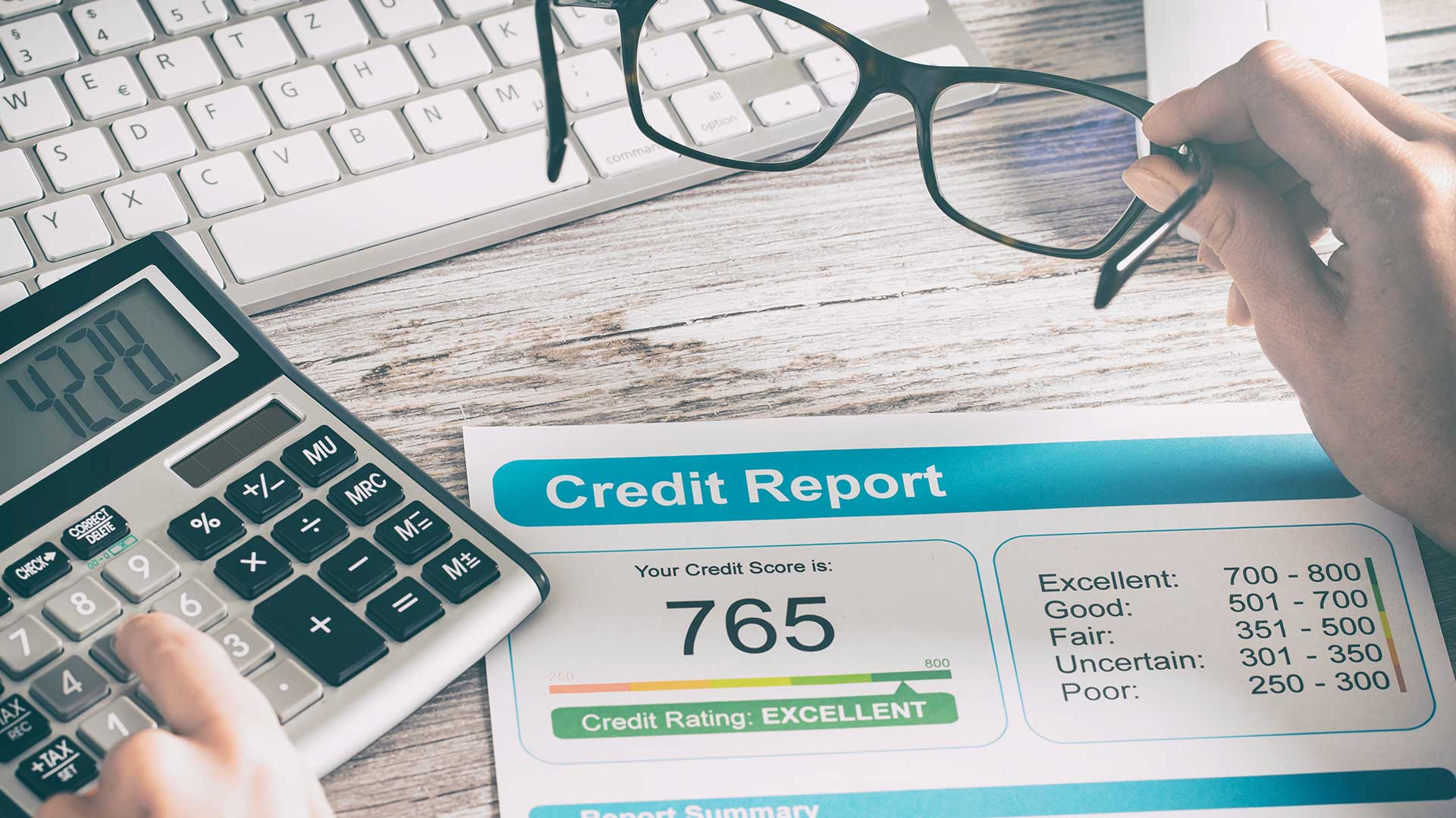 Financially speaking, how does credit affect you?