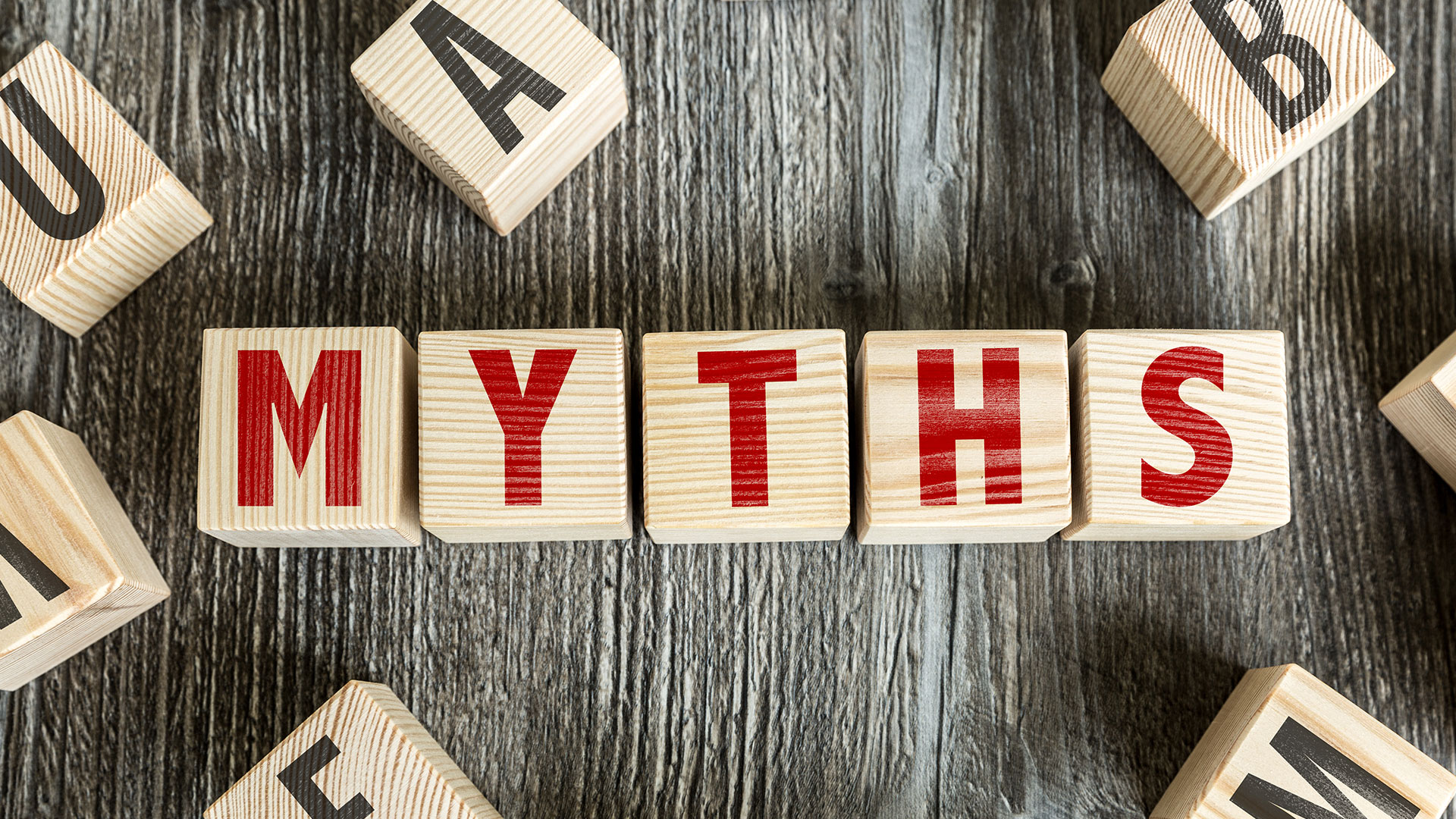 Accessing your accounts: 4 myths destroyed