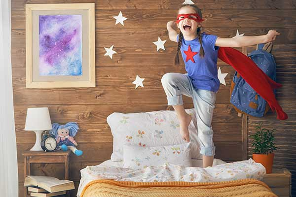 """""""Grow up"""" your kid's room, without breaking the piggy bank"""