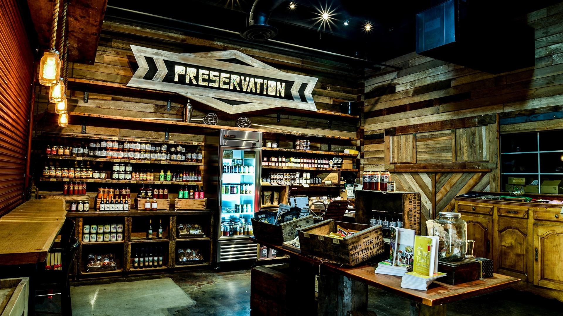 Business member spotlight: Q&A withPreservation & co. owner Jason Poole