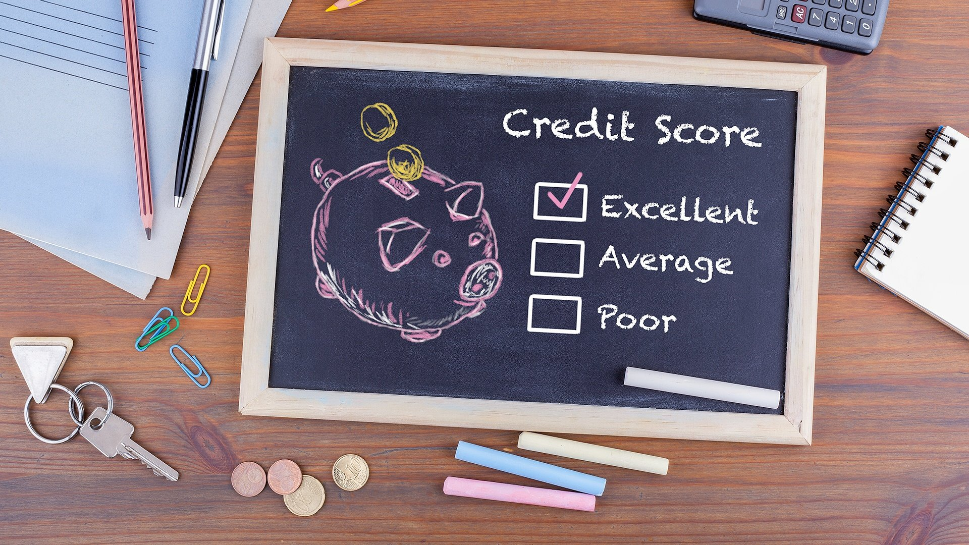 Financially speaking, how do you repair credit?