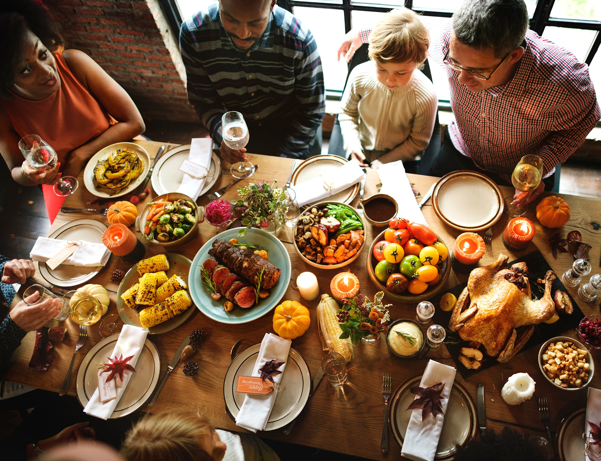 Hosting Thanksgiving – without blowing your budget