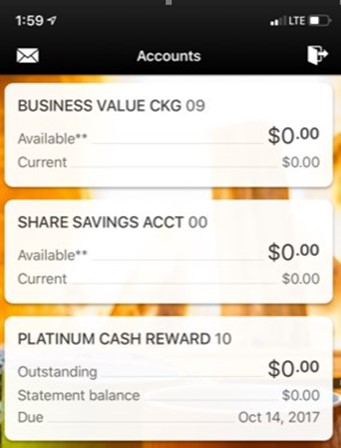 Check out new features on freshly updated SAFE Credit Union Mobile App